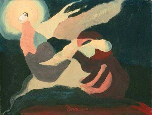 """Dove: """"The Moon Was Laughing At Me"""" (1937)"""