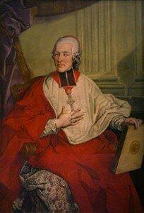 Hieronymus von Colloredo