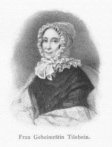 Sophie Auguste Tilebein