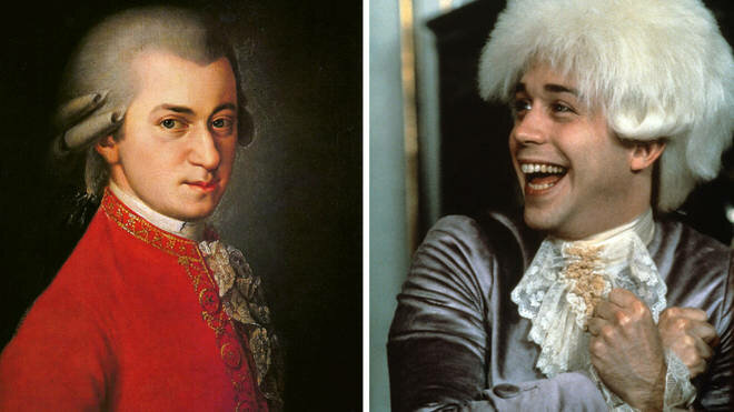 Did you know Mozart's middle name isn't really Amadeus?