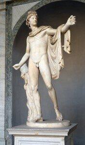 Apollo Belvedere (ca 120-140) (Vatican Museums)