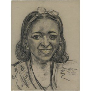 Delaney: Ethel Waters (1940) (National Portrait Gallery, Smithsonian Institution)