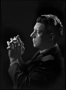 Richard Farrell, 3 August 1951, by Spencer Digby Studios; Spencer Digby / Ronald D Woolf Collection. Gift of Ronald Woolf, 1975. Te Papa (B.076059)