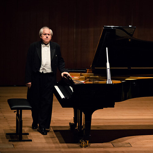 Grigory Sokolov in Wuppertal