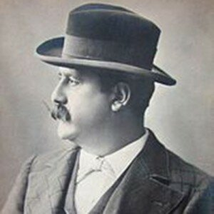 Ruggero Leoncavallo, year 1910