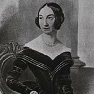Maria Wodzińska, year 1840