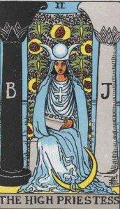 The High Priestess (1909)