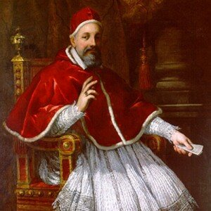 Petro da Cortoni: Pope Urban VIII (1627)