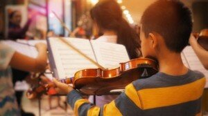 As we look to improve the reading outcomes of our young children, more music education in our preschools and primary schools could be the answer. www.shutterstock.com