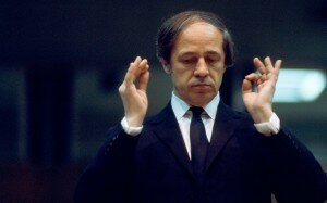 Musical pleasures We know music is pleasurable, the question is why? Many answers have been proposed: perhaps none are quite right French composer Pierre Boulez in 1976. Photo by Herve Gloaguen/Gamma-Rapho via Getty Images