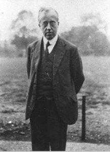 Gustav Holst © www.holstfoundation.org