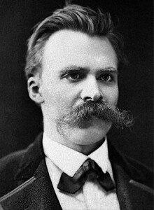 Nietzsche © Wikimedia Commons