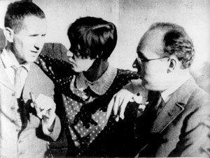 Brecht, Lenya, and Weill