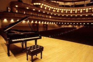 Carnegie Hall, NYC © lenorabrown.com