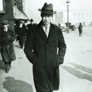 Sergei Prokofiev, year 1919