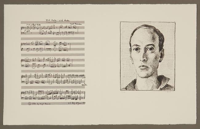 Bill Katz (1981) from 18 Portraits