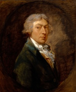 Gainsborough: Self-portrait (1787) (Royal Academy of Arts, London)