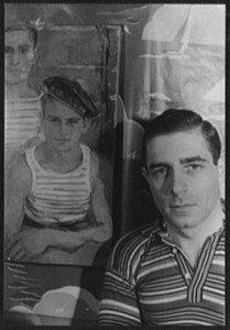 Carl Van Vechten: Maurice Grosser (1935) (Library of Congress)