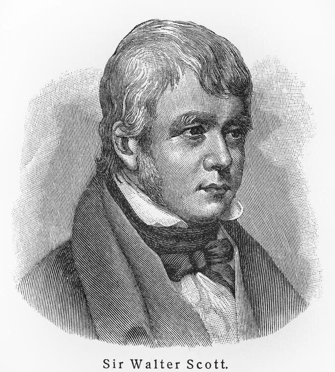 The Scottish Inspiration <br/>Sir Walter Scott