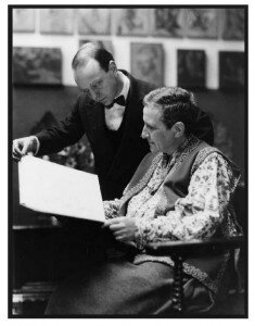 Virgil Thomson and Gertrude Stein