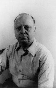 Carl Van Vechten: Virgil Thomson (1947)  (Library of Congress)