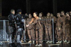 Idomeneo 2019: Ying Fang (Ilia), musicAeterna Choir of Perm Opera  © SF/Ruth Walz