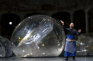 Idomeneo 2019: Arikitau Tentau (Dancer) © SF/Ruth Walz