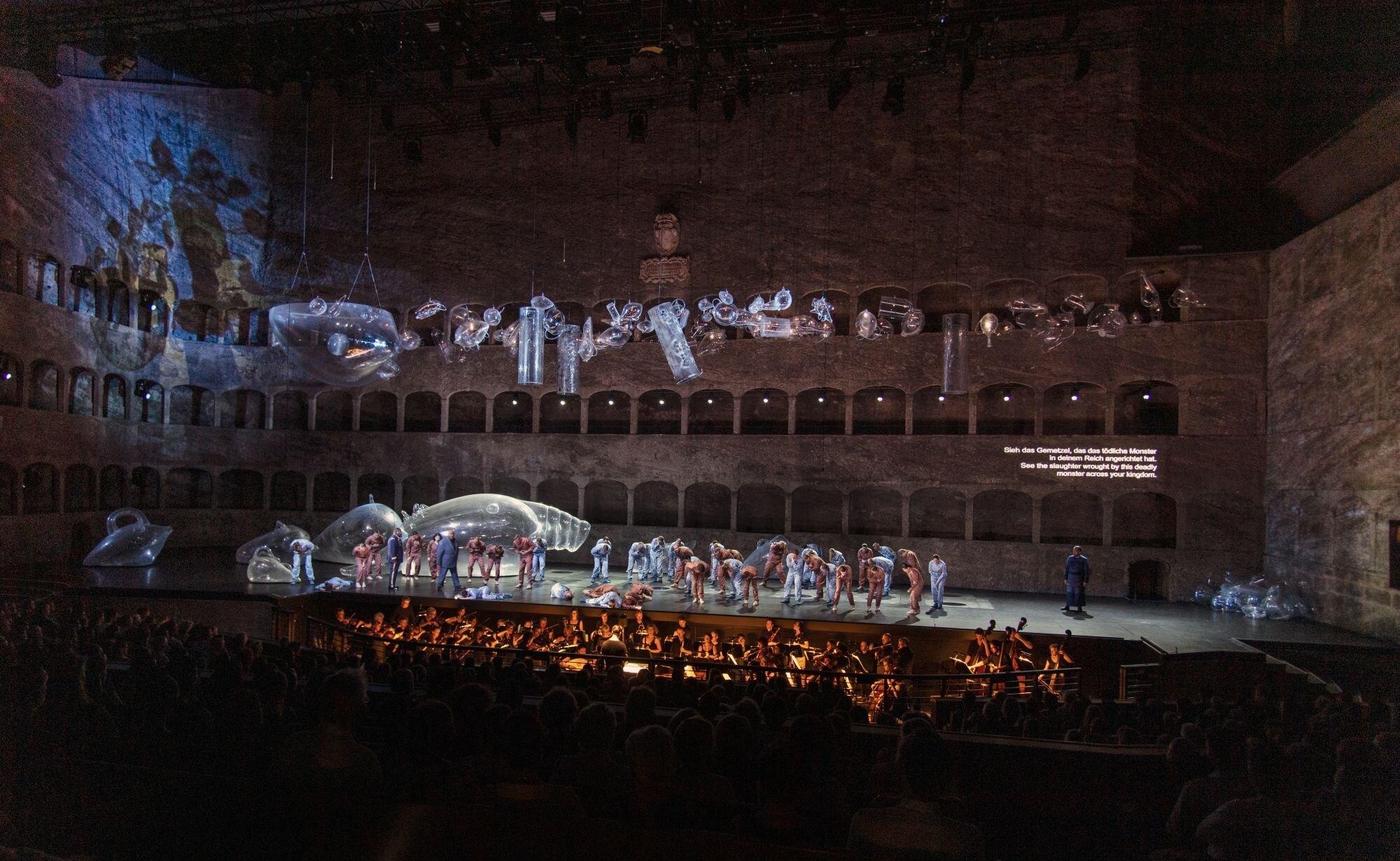 Salzburg Festival 2019: Mozart's Idomeneo