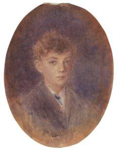 Simple Symphony composer Benjamin Britten