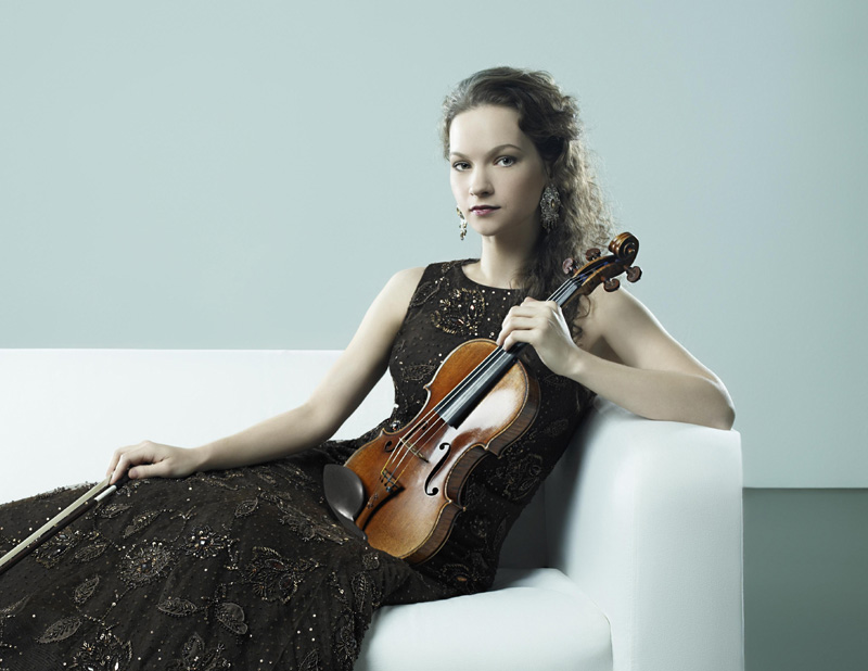 A Cutting-Edge Artist: Hilary Hahn—<em>#100DaysofPractice and Other Ventures</em>