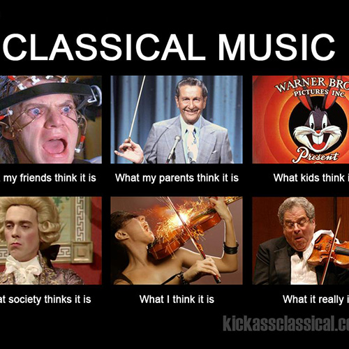 Classical Music Myth-Busting