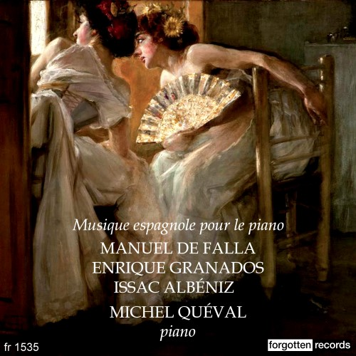 Singing the Songs of Spain – Albéniz' <em>Cantos de España</em>