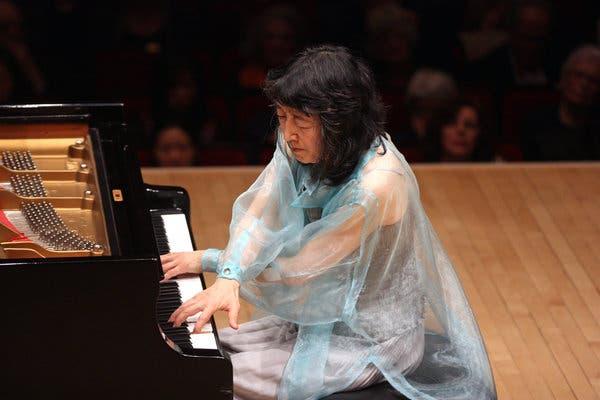 Great Performers<br/>Mitsuko Uchida