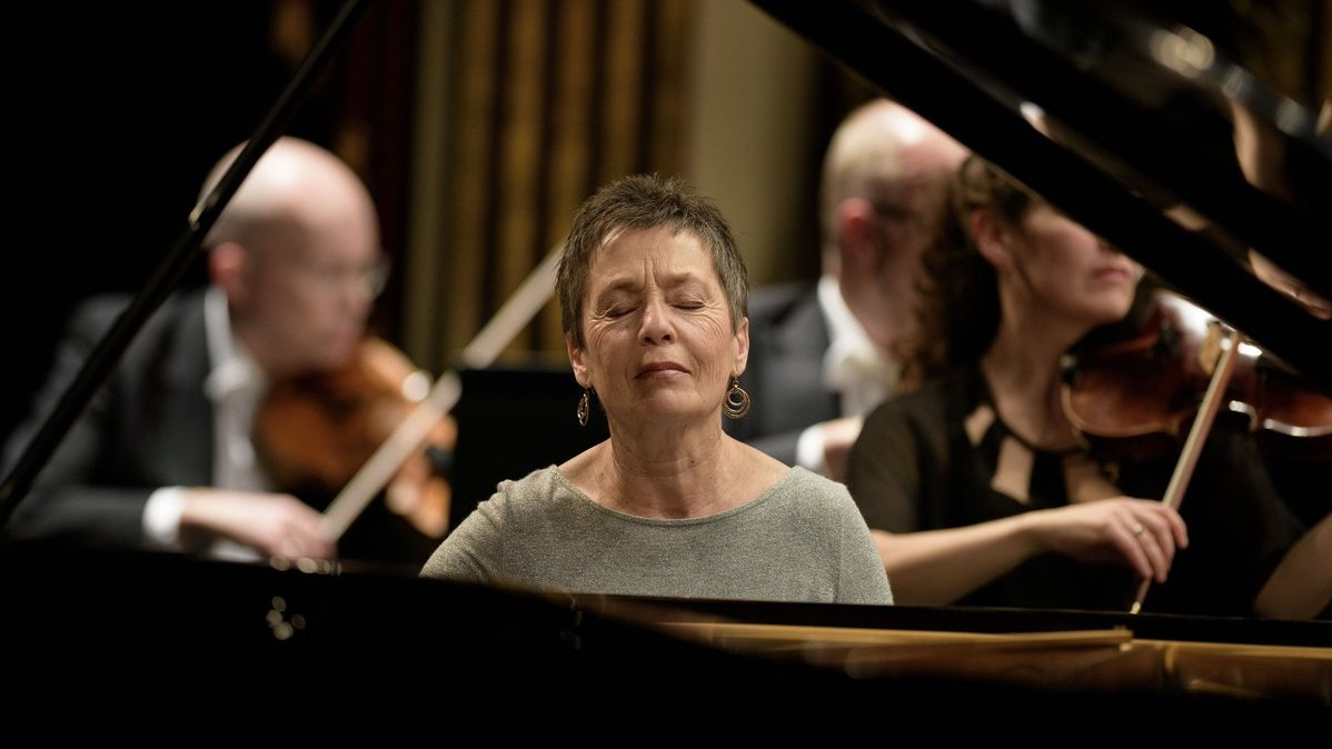 Great Performers<br/>Maria João Pires