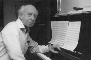 Morton Gould, composer of Pieces of China