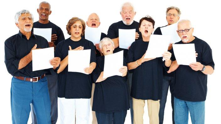 Want to age better? Join the choir