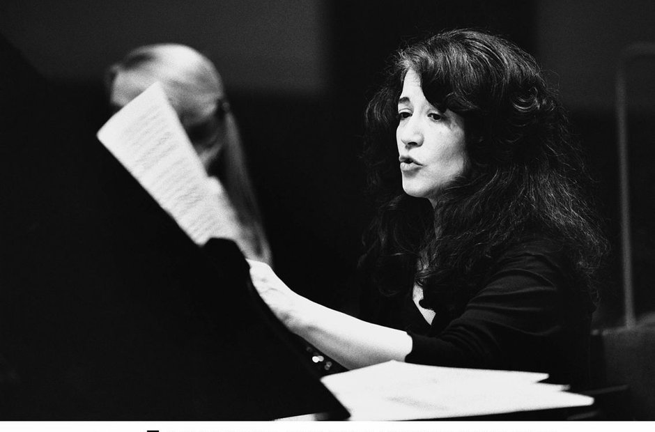 Great Performers: Martha Argerich