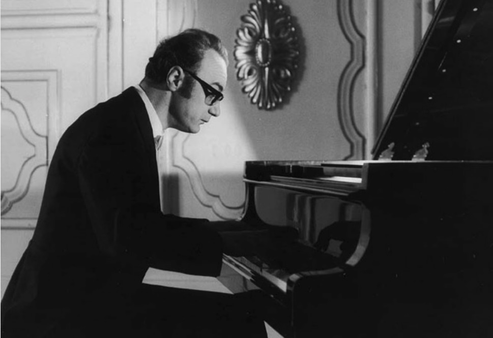 Great Performers: Alfred Brendel