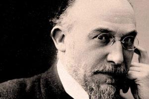 Erik Satie, composer of Gnossiennes