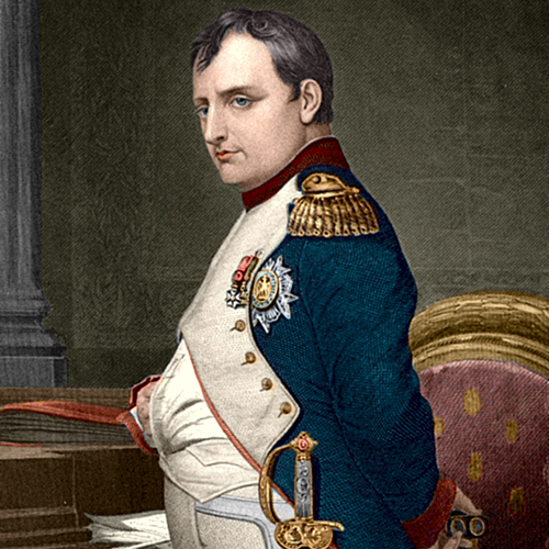 Napoleon Bonaparte and the runaway Prima Donna