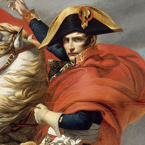 "Napoleon Bonaparte (1769-1821)<br/>""Music Tells Us That the Human Race Is Greater Than We Realize"""