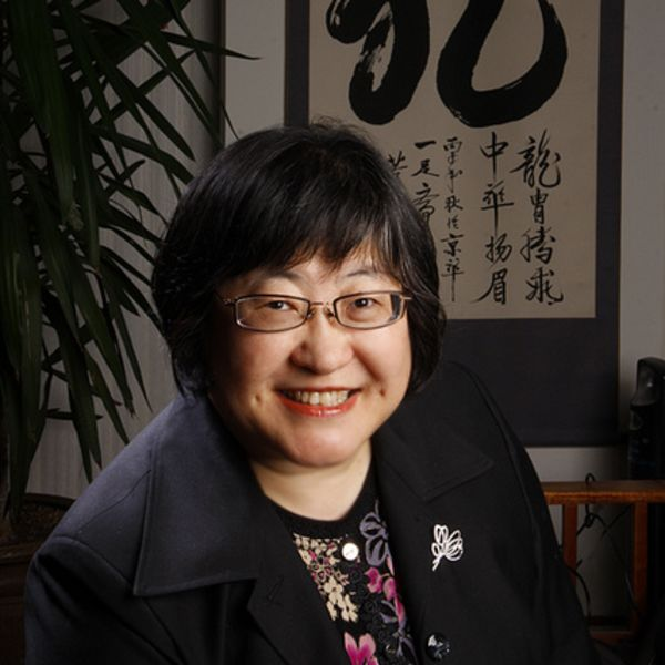 Charismatic Composer Chen Yi