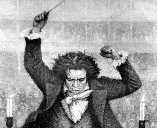 My Beethoven by Oliver