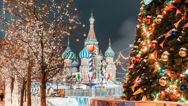 Russian Christmas Calendar 2021 Christmas In Russia Interlude