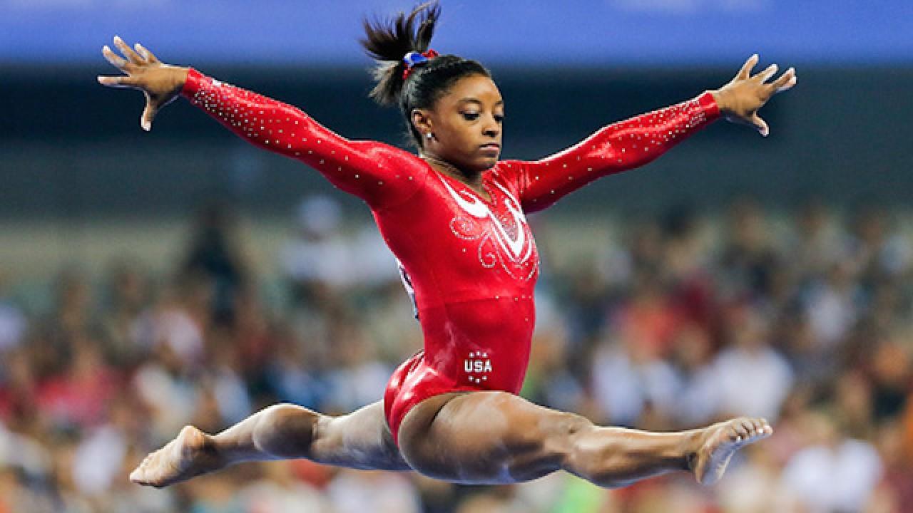 Practice Like an Olympian