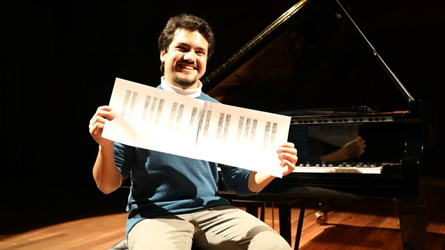 "Interview With Pianist Andrew Garrido <br/>""I Always Look for Something That Will Push Me Towards Greater Playing"""
