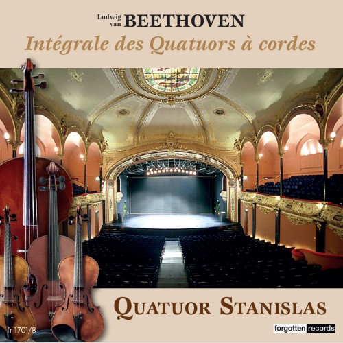 Beethoven's Quartets: The Complete Recording<br/>25 Years in the Life of a String Quartet