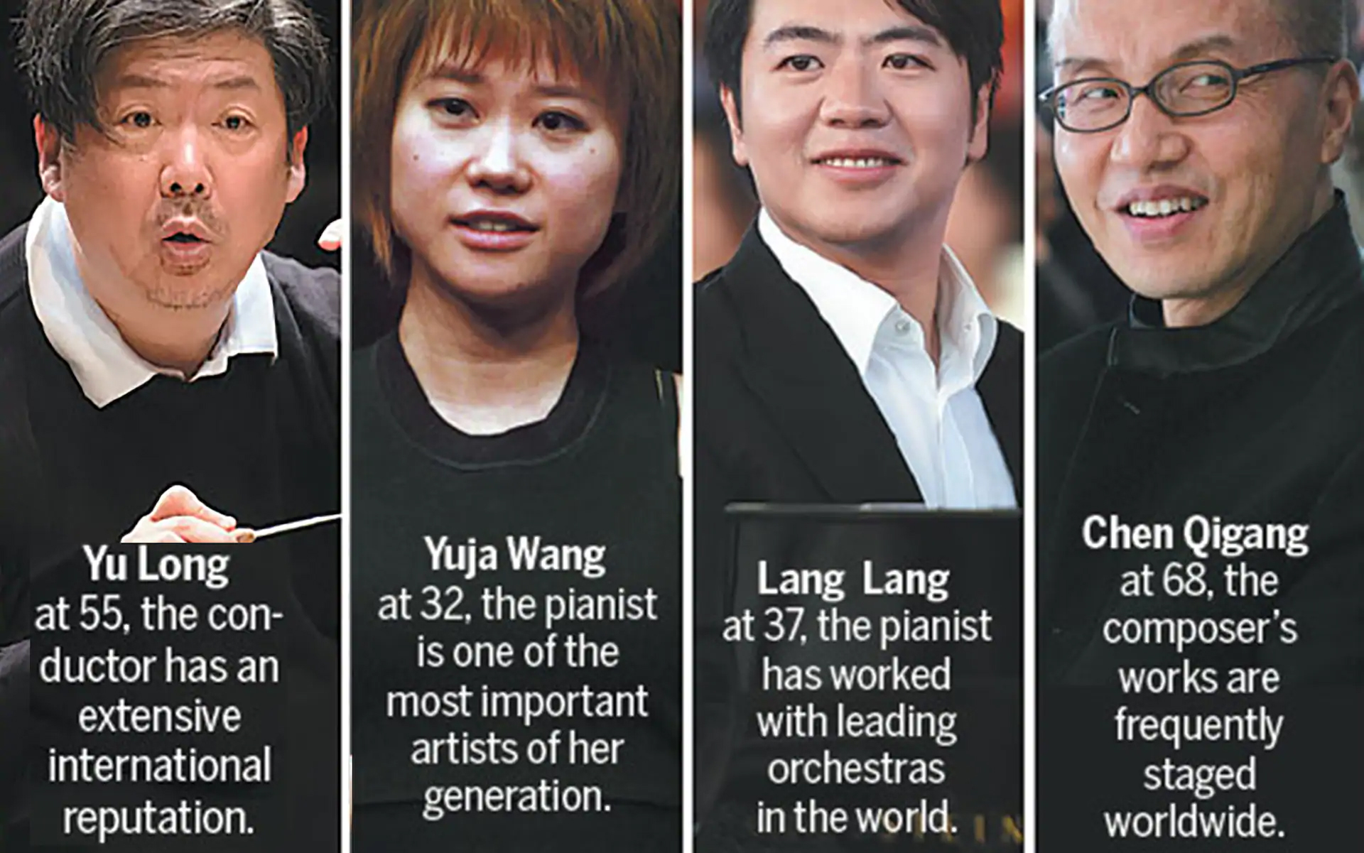 Classical music performers strike resonant notes at home and abroad