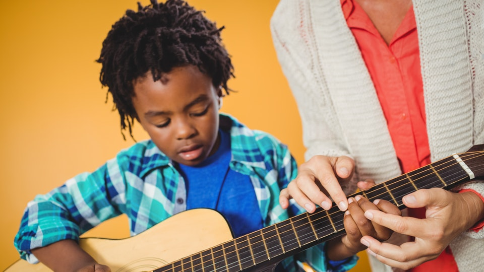 85 Percent of Parents Perceive Children Who Participate in Music Lessons Are Better Able to Problem Solve and Manage Their Time