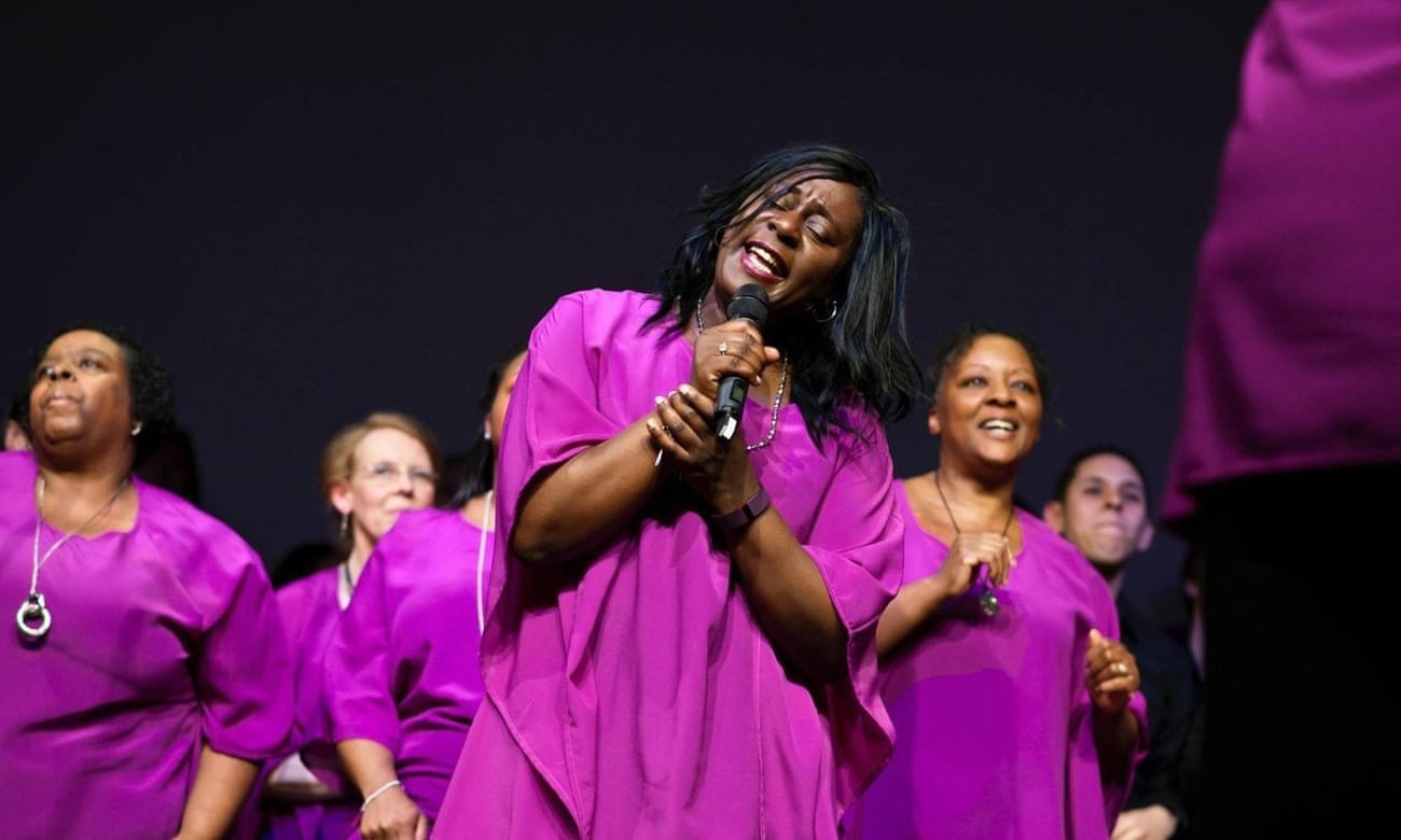Black, white, avant-garde, atheist – how did choirs become so cool?